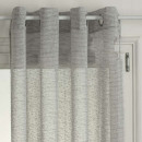 sheer curtains fred lurex gr 140x240, gray