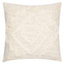 Pillow tuft inca iv 40x40, ivory