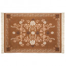 side rug with gypsy print 120x170, multicolored