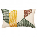 wholesale Cushions & Blankets: Pillow embroider musa 30x50, 2- times assorted , m