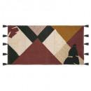 alfombra tufte musa 70x140, multicolor