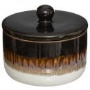 bougie parfumées ceramique beka 390g, 3-fois assor