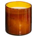 bougie parfumées ambré dita 280g, ambre