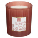 scented candle oriental mael 190g, terracotta