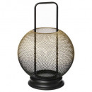 ball net lantern d23.5, 2- times assorted , col