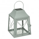 lanterne metal house h19, 3-fois assorti, couleurs