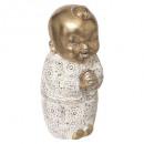 gouden kind boeddha h20, 2- maal geassorteerd , go