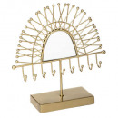 wholesale Jewelry Storage: metal gypsy jewelry holder, gold
