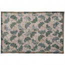 jute table set green h 45x30, 2- times assorted