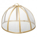 campana de bambú poliéster d30