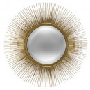 wholesale Mirrors: sun metal mirror d58 gold, gold