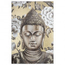 vászonkép Buddha 60x90, tarka