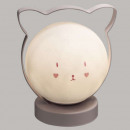 wholesale Toys: lap ball with cat handle, pink
