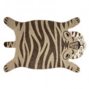 tigrisszőnyeg 100 x 150, többszínű
