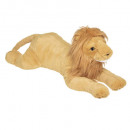 plüss oroszlán xl, okkersárga