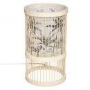 bambusz szafari öl, bézs