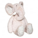 plush elephant 45 cm, 2- times assorted , colors a
