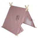 puha terrakota sátor, terrakotta rózsaszín