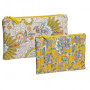 toilet bag x2 indonesia, 2- times assorted