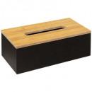 nowoczesne pudełko na chusteczki węglowe, węgiel d