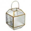 Laterne Glas mercur geom gm h20