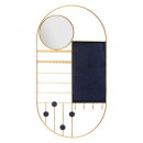 groothandel Sieraden & horloges: sieraden houder hanger velvet blauw