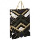 hurtownia Upominki & Artykuly papiernicze: geometryczna torba na prezent gm