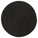 juego de mesa negro brillante d35