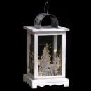 interior decoration lantern wood led bo