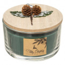 scented candle tradi cover to cut 380g, 3-faith