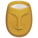 ceramic scented candle Maya 80g, 3-times assorted