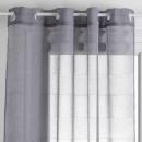 grijs Alex vitragegordijn 140x240, grijs