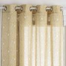 Großhandel Vorhänge & Gardinen: transparente Vorhänge Fred Kuba OC 140x240, ockerg