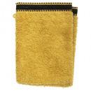 groothandel Bad- & handdoeken: handschoen x2 joia 550 oc 15x21, oker