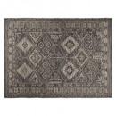 zoe eff mat outdoor rug 160x230, gray