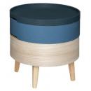 mesa cafe cofre 3et yuki enc, azul