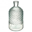 vase recy diams transparent h22, transparent