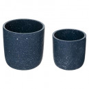 pot x2 cim enc hot max d25, donkerblauw