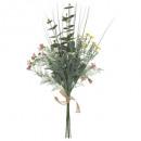 bucólico ramo de eucas h68, multicolor