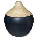 wazon bambusowy Talerz hotel h30, 2- razy mieszany
