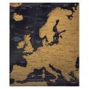 tarjeta rasca europa 54x70, multicolor