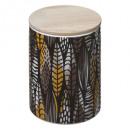 Tarro de cerámica Amazonia 0.82l, 2- veces surtido