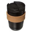 mug iso dp inox + cork 0.25l
