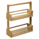 plank 2niv bamboe + acry lizo
