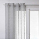 transparant gordijn leo gs 140x240, muisgrijs