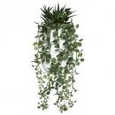 compo plant pot cim h33, white