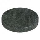 marmeren kaarsenplateau d10 x2, 3- maal geassortee