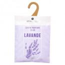 percha de aroma de lavanda 25g x3, violeta claro