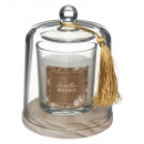 scented candle cl vanill loli 130g, ocher