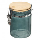 glazen pot 0,75l petr modern